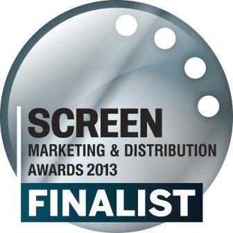 Screen Awards 2013 logo finalist