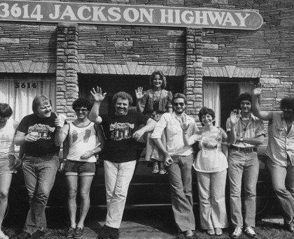 muscle shoals web