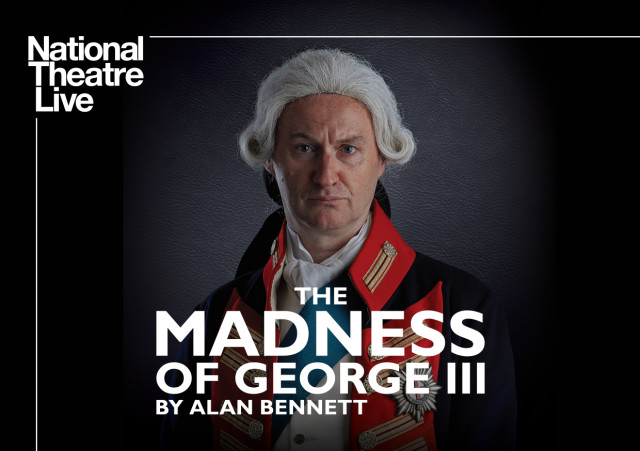 NTL 2018 The Madness of George III - Website Listings Image - Landscape